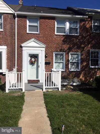 4625 Marble Hall Road, Baltimore, MD 21239 - #: MDBA302976