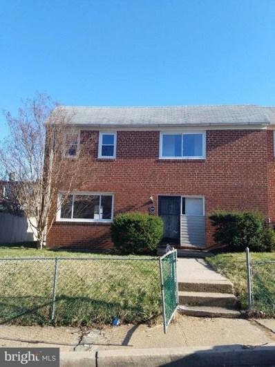 3409 Teresa Court, Baltimore, MD 21213 - #: MDBA302998