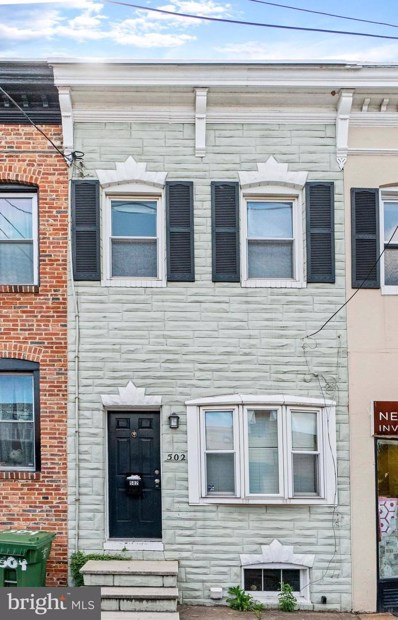 502 S Highland Avenue, Baltimore, MD 21224 - #: MDBA303016