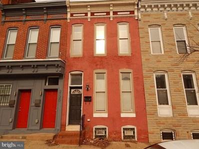 2122 E Fayette Street, Baltimore, MD 21231 - MLS#: MDBA303040