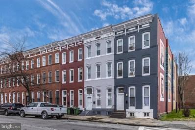 1738 Druid Hill Avenue, Baltimore, MD 21217 - #: MDBA303062