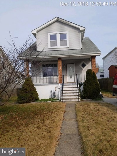1327 Bethlehem Avenue, Baltimore, MD 21222 - #: MDBA303072