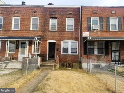 2861 Bookert Drive, Baltimore, MD 21225 - #: MDBA303134