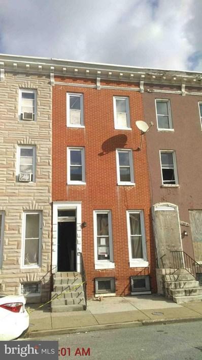 1543 Argyle Avenue, Baltimore, MD 21217 - #: MDBA303148