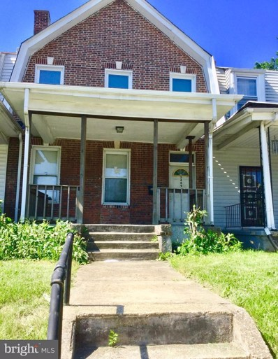 3409 Liberty Heights Avenue, Baltimore, MD 21215 - #: MDBA303164