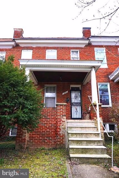 3953 Wilsby Avenue, Baltimore, MD 21218 - #: MDBA303176