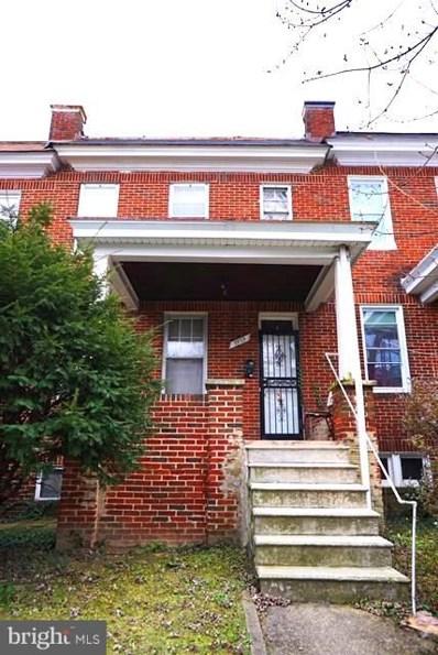 3953 Wilsby Avenue, Baltimore, MD 21218 - #: MDBA303176