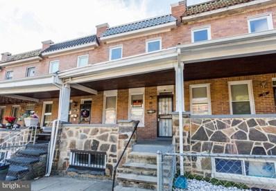 28 N Ellamont Street, Baltimore, MD 21229 - #: MDBA303194