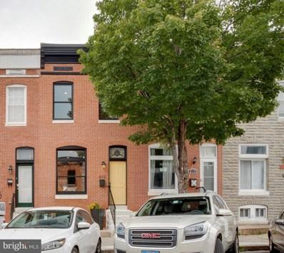 413 Clinton Street S, Baltimore, MD 21224 - #: MDBA303218