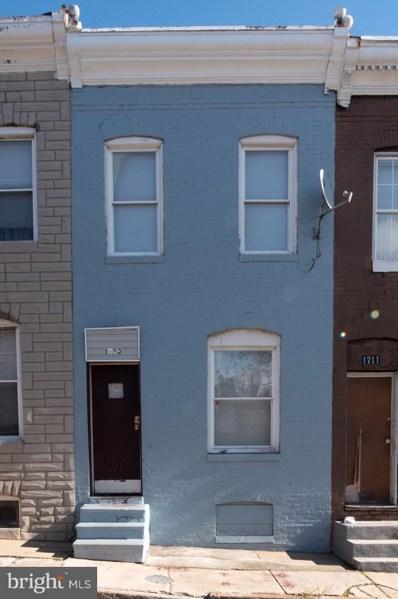 1713 N Durham Street, Baltimore, MD 21213 - #: MDBA303256
