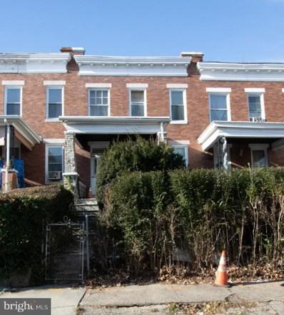 726 Linnard Street, Baltimore, MD 21229 - #: MDBA303262