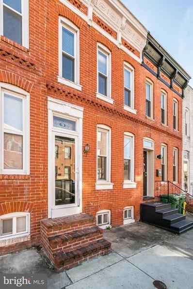 9 E Heath Street, Baltimore, MD 21230 - #: MDBA303264