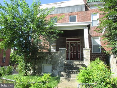 5000 Queensberry Avenue, Baltimore, MD 21215 - #: MDBA303286