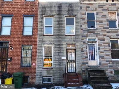1625 W Pratt Street, Baltimore, MD 21223 - #: MDBA303292