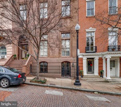 12 E Mount Vernon Place UNIT 2, Baltimore, MD 21202 - #: MDBA303336