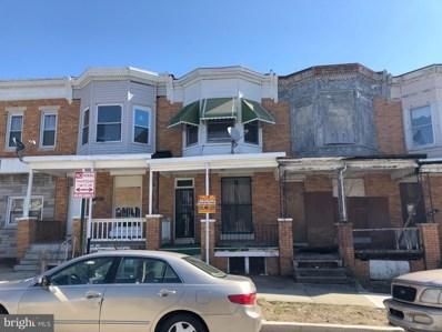 1605 N Rosedale Street, Baltimore, MD 21216 - #: MDBA303344