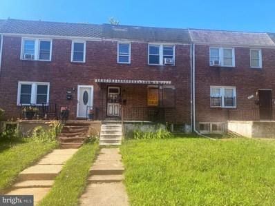 2511 Mosher Street, Baltimore, MD 21216 - #: MDBA303348