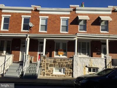 1211 N Decker Avenue, Baltimore, MD 21213 - #: MDBA303354