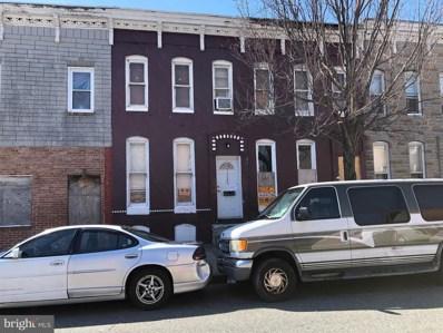 1522 N Carey Street, Baltimore, MD 21217 - MLS#: MDBA303366