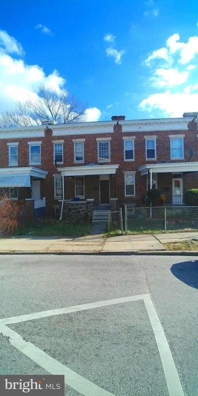 705 Linnard Street, Baltimore, MD 21229 - #: MDBA303402