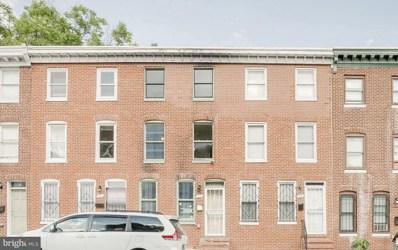33 S Carey Street, Baltimore, MD 21223 - MLS#: MDBA303422