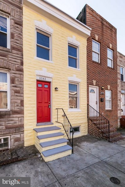 1161 Washington Boulevard, Baltimore, MD 21230 - #: MDBA303466