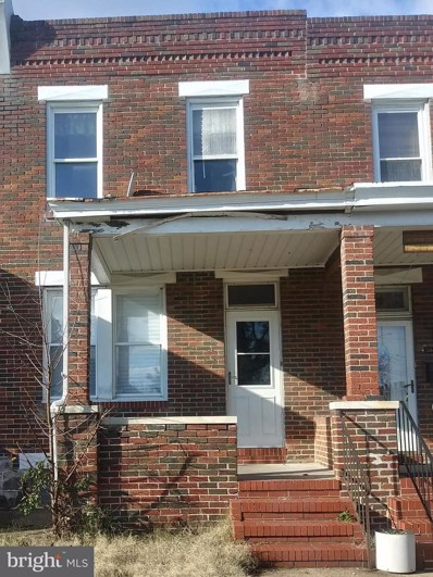 3446 Cardenas Avenue, Baltimore, MD 21213 - #: MDBA303532