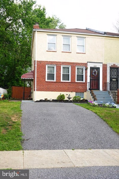 5435 Belle Vista Avenue, Baltimore, MD 21206 - #: MDBA303714