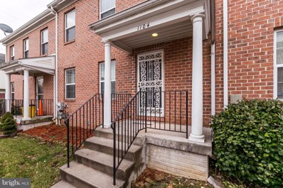 1104 N Stockton Street, Baltimore, MD 21217 - #: MDBA303720