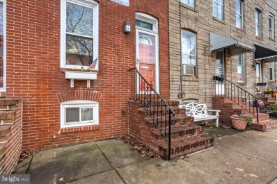 537 E Fort Avenue, Baltimore, MD 21230 - #: MDBA303774