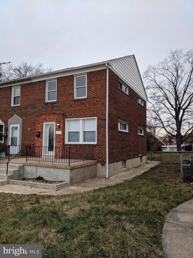 3414 Fleetwood Avenue, Baltimore, MD 21206 - #: MDBA303782