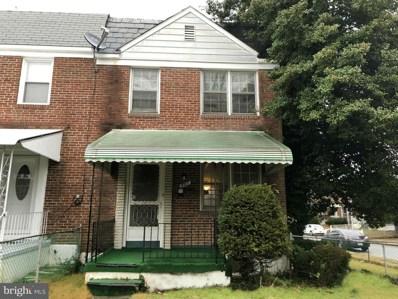 901 Kevin Road, Baltimore, MD 21229 - #: MDBA303890