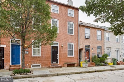 921 Binney Street, Baltimore, MD 21224 - #: MDBA303894