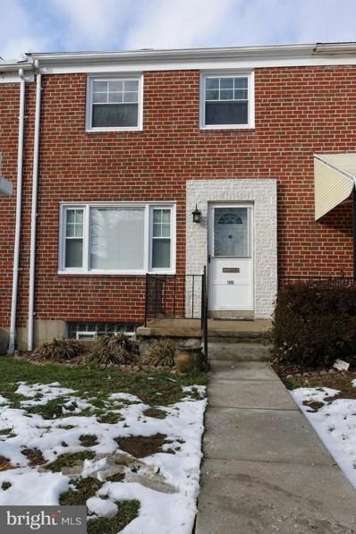 1106 Sherwood Avenue, Baltimore, MD 21239 - #: MDBA303898