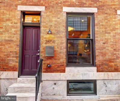 2504 E Eager Street, Baltimore, MD 21205 - #: MDBA303912