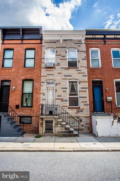 1433 Richardson Street, Baltimore, MD 21230 - #: MDBA303926