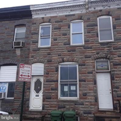2007 Ramsay Street, Baltimore, MD 21223 - #: MDBA303958