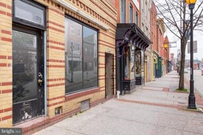 1733 Fleet Street UNIT 1F, Baltimore, MD 21231 - #: MDBA303960
