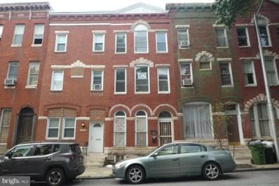 2128 Druid Hill Avenue, Baltimore, MD 21217 - #: MDBA304040