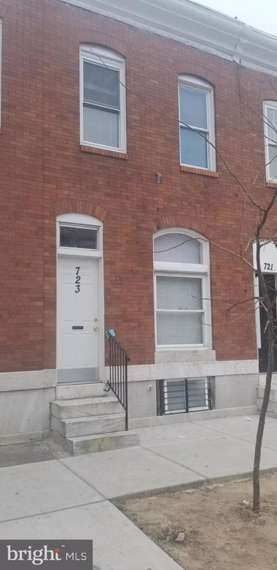 723 N Milton Avenue N, Baltimore, MD 21205 - #: MDBA304092
