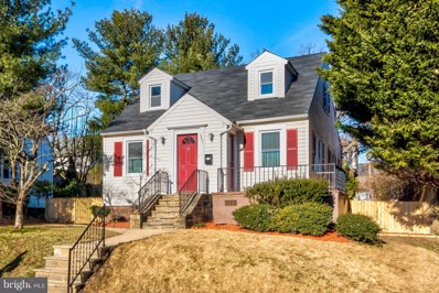 4808 Edgar Terrace, Baltimore, MD 21214 - #: MDBA304114