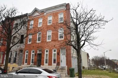 1103 N Stricker Street, Baltimore, MD 21217 - #: MDBA304160