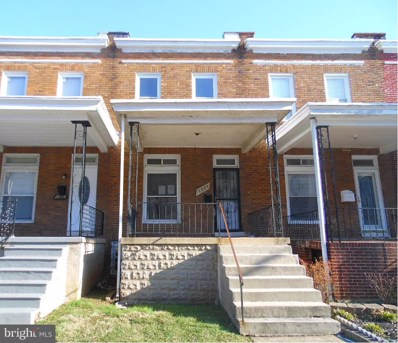 5305 Hamlin Avenue, Baltimore, MD 21215 - #: MDBA304188