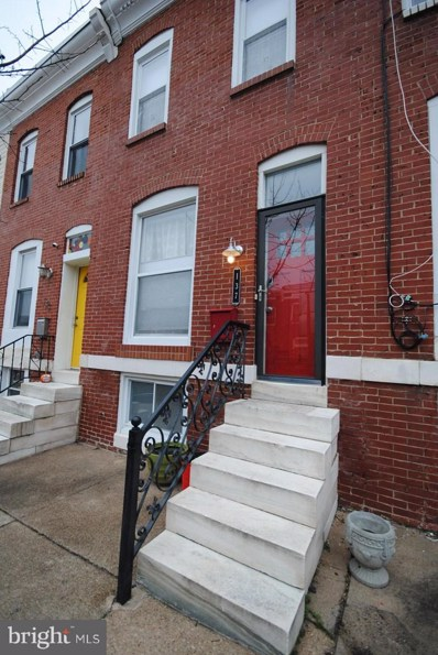 137 S Clinton Street, Baltimore, MD 21224 - #: MDBA304204