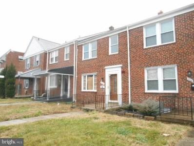 3522 Cardenas Avenue, Baltimore, MD 21213 - #: MDBA304252