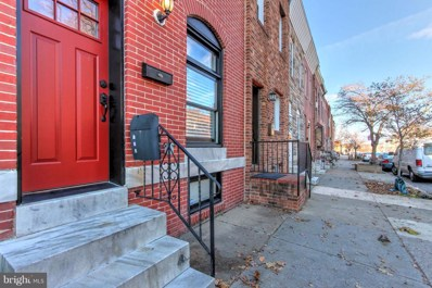 226 S Clinton Street, Baltimore, MD 21224 - MLS#: MDBA304282