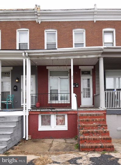 2727 Atkinson Avenue, Baltimore, MD 21211 - #: MDBA304300