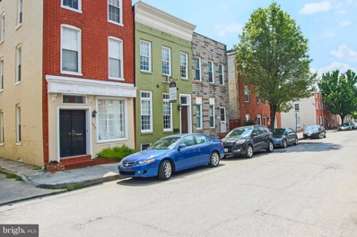 307 E Cross Street, Baltimore, MD 21230 - #: MDBA304318