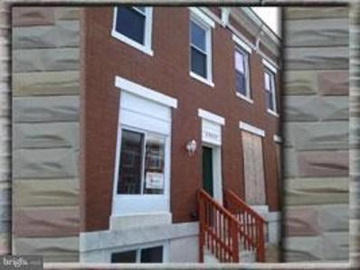 3033 E Monument Street, Baltimore, MD 21205 - #: MDBA304374
