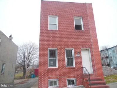2106 E Lafayette Avenue, Baltimore, MD 21213 - #: MDBA304384